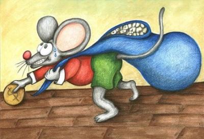 El ratón del diente