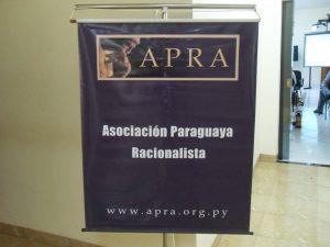 APRA – Asociacion Paraguaya Racionalista (156)