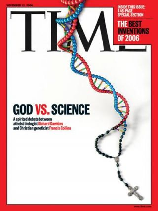 Ciencia VS Religión (Dawkins Vs Collins)