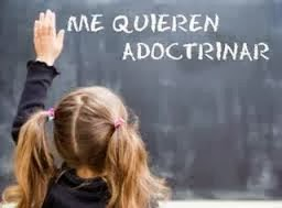 adoctrinamiento